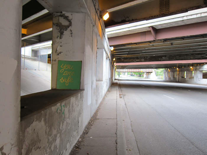 underpass intervention I